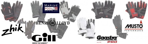 яхтенные перчатки