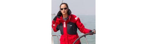 яхтенные куртки и жилетки