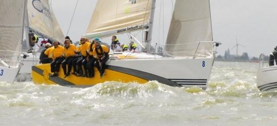 Imhoff sailing