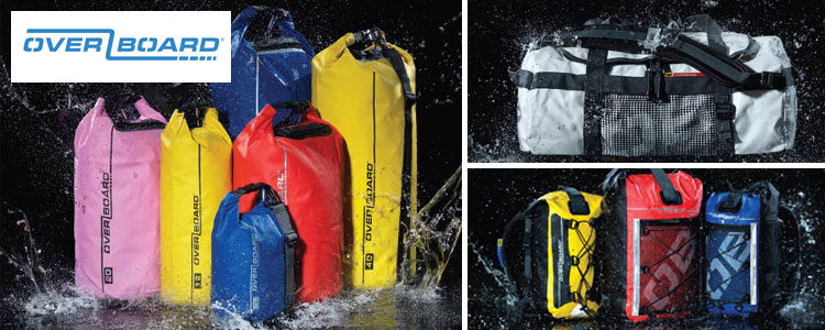 Overboard sailing bags