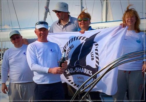 """Магазин для яхтсменов """"Морской Волк"""" - официальный партнер парусной команды международного яхтинг Клуба """"Sail-Sharks"""" на регате """"Кабестан""""!  Регата, традиционно, проводилась на акватории Адриатического моря в районе Сплита. 68 команд боролись за трофеи в 6 различных дивизионах. Акулы показали достойный результат - 4 место, и впервые, за много лет гонок, не поднялись на пьедестал. Болеем за команду """"Sail-Sharks"""", и до встречи на лучших мировых акваториях!"""